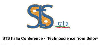 7th STS Italia Conference – Technoscience from Below
